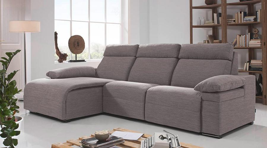 Sofas confortables tapicer a for Sofas relax con motor